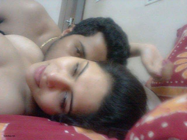 indian couple bed me nude sex photo