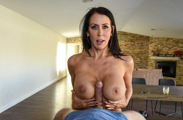 big tits getting fucked by long dick