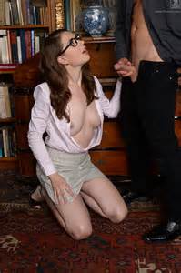 Naughty Librarian Likes Gentle Anal Sex Milf Fox